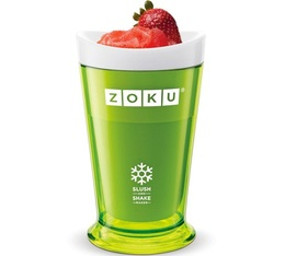 Zoku Slush & Shake Maker vert - coupe réfrigérante express