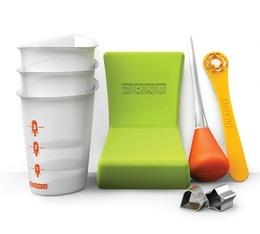 Set d'accessoires pour sorbetière - Zoku