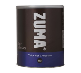 Zuma Thick Hot Chocolate suitable for vegetarians or vegans - 2kg