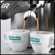 Résultat café Rancilio EPOCA