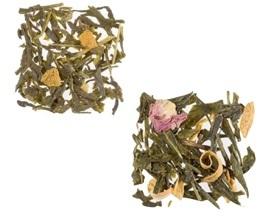 Thé vert, Thé vert Sencha, Thé vert Dammann, Thé vert de Chine