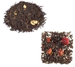 Coffret thé-Thé noir-Thé de Chine-Thé de Ceylan-Dammann