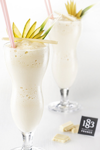 Fruit de Monin Frappe Vanille