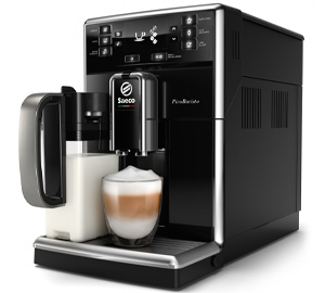 Boissons lactees saeco picobaristo machine a cafe automatique