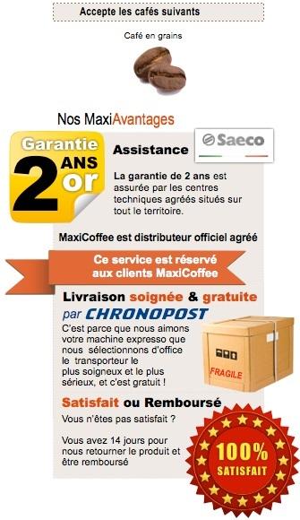 Saeco Intuita noir mat - HD8750/11