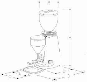 Mazzer Mini : la référence en moulin à café de qualité
