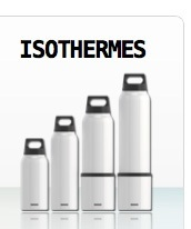 Thermos et bouteilles isothermes