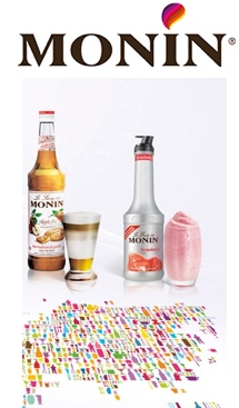 coffret sirop Monin
