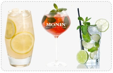 Sirop au café Monin