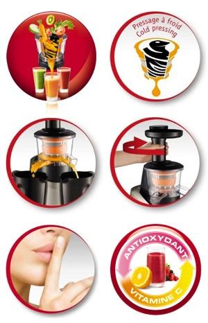 Extracteur de jus moulinex infiny juice - Extracteur de jus moulinex infiny juice ...