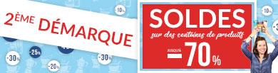 Soldes Hiver MaxiCoffee : 2ème démarque : jusqu'à -70% sur des centaines de produits !