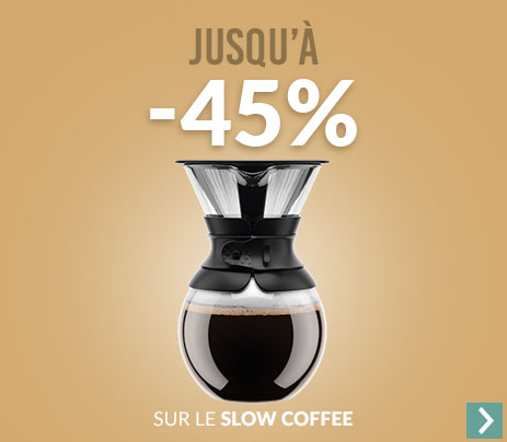 -50% sur le Slow Coffee