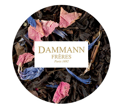 coquelicot gourmand the dammann