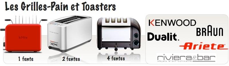 grille pain de toutes marques bodum dualit braun. Black Bedroom Furniture Sets. Home Design Ideas