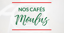 Cafés moulus