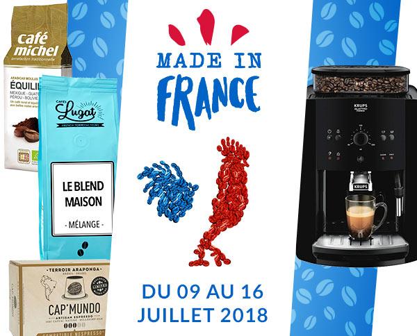 Semaine du Made in France - Notre sélection de produits
