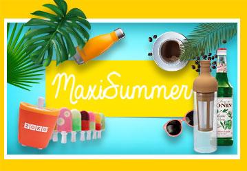 MaxiSummer du 14 au 20 août 2017