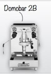 Machine espresso Vibiemme Domobar 2B