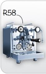 Machine espresso R58