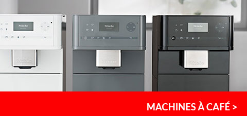 Miele machines à café