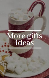 More gifts ideas for Christmas