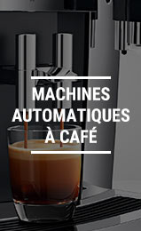 Machines automatiques à café Jura