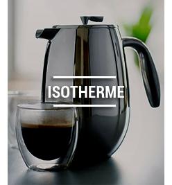 Cafetières à piston isothermes
