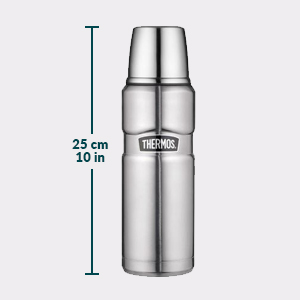 Compact Thermos King