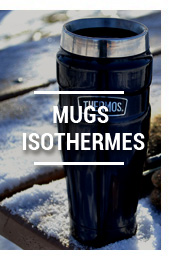 Mugs isothermes et Tumblers