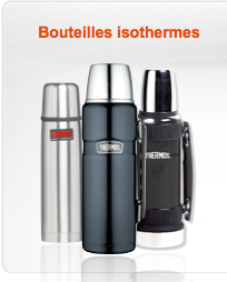 Bouteillees isothermes