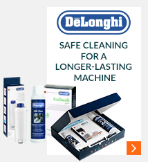 DeLonghi cleaning
