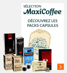 pack découvertes capsules