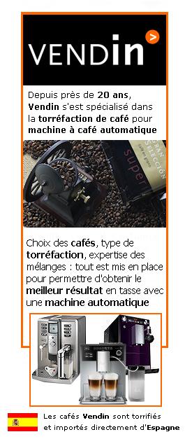 Dosettes café Intenso Vendin  x150 dosettes ESE