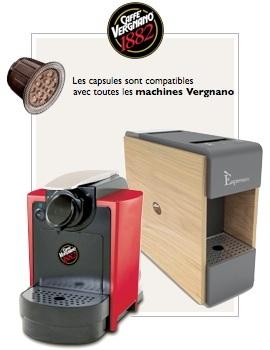 bo te conservatrice 30 capsules vergnano pour nespresso. Black Bedroom Furniture Sets. Home Design Ideas