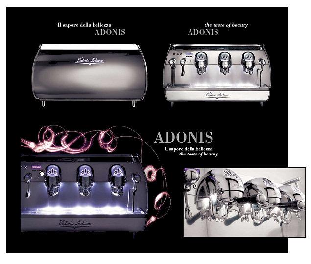 Adonis - Victoria Arduino