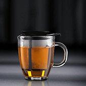 Laisser le thé infuser selon votre goût
