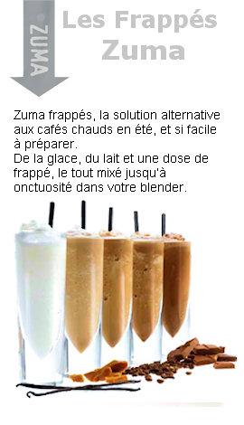 Zuma - Café frappé